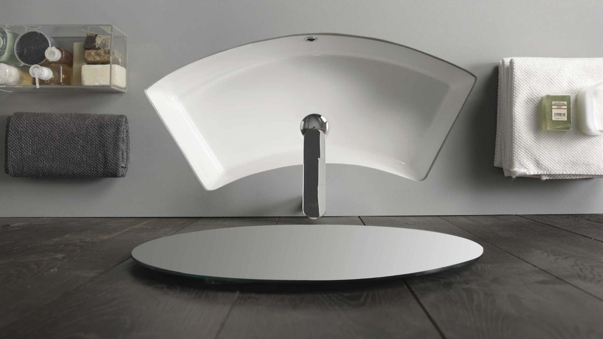 lavabi sottopiano disegno ceramica