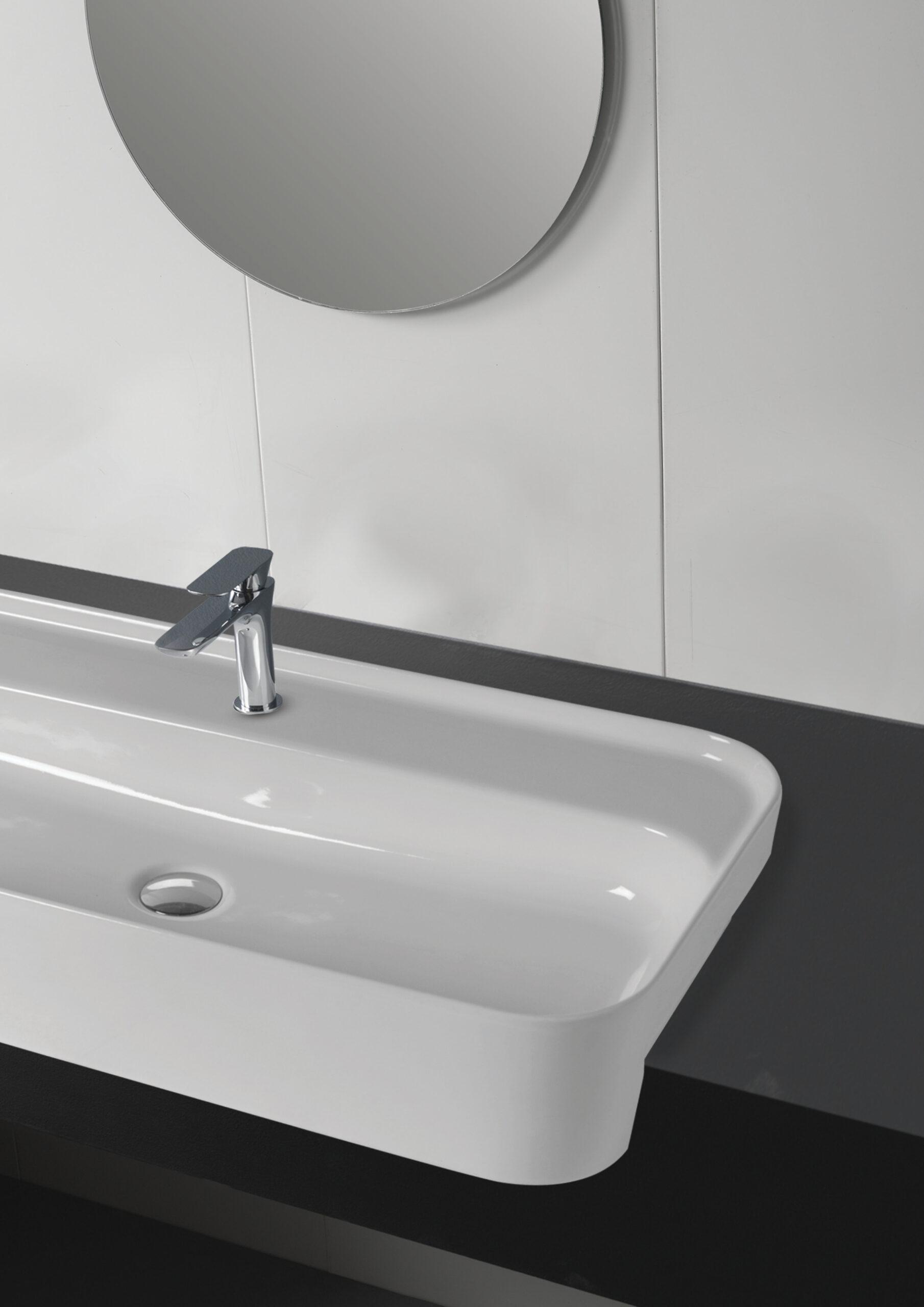 lavabi semincasso Disegno Ceramica